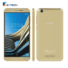 Original Cubot NOTE S MT6580 Quad Core 5.5 Inch 1280*720 Android 6.0 Smartphone 2GB RAM 16GB ROM 8.0MP Dual SIM Mobile Phone