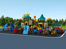 Sai Ya Hao Series amusement outdoor playground equipment for park YLW-1740