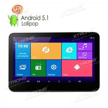 "10.1""  Android 5.1 Video Car Headrest DVD Player Quad Core Capacitive Touch Screen Win8 UI HD Digital 1080P  with HDMI Port"