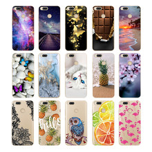 Case For Capa Asus ZenFone Max Plus M1 Case Cover Silicone Back Cover Phone  For Capa 995b9065bd6e
