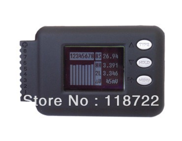 iCharger CELLLOG8M Cell Volt Monitor<br>