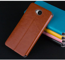 For Microsoft Nokia Lumia 650 N650 Case Luxury Flip Leather Cell Phone Case For Nokia 650 Book Style Leather Stand Cover