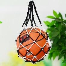 Football Soccer Net Pocket Portable Outdoor Sport Ball Carry Net Bags Basketball Volleyball Ball Pocket Handball Mesh Bags