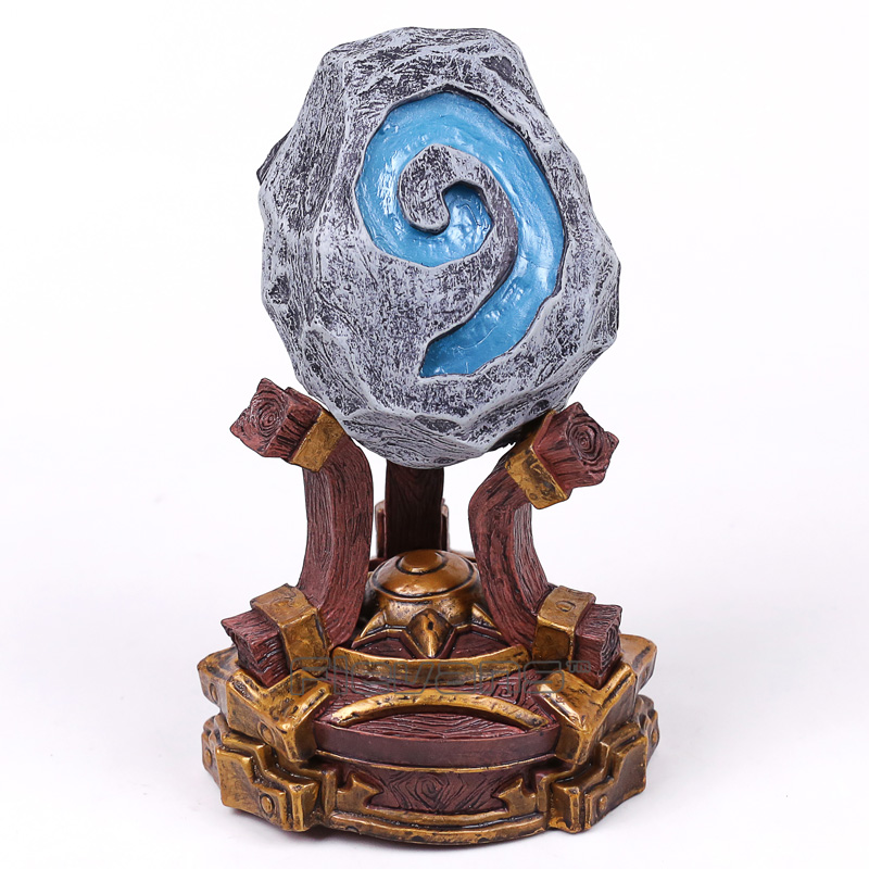 Hearthstone PVC Action Figure Collectible Model Toy with LED Light with Retail Box 18cm<br>