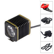 New Cycling bicycle bike light XM-L T6 LED flashlights lamps For Bike Accessories + Battery pack + Charger & Tail Light