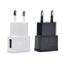5V 1A Eu Plug Usb Wall Charger Adapter Universal Home Travel USB Charger For Iphone Samsung Galaxy S5 S4 S3 Note 2 3 HTC