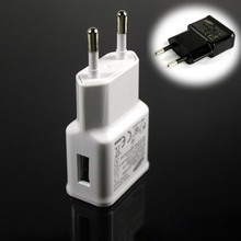 5V/2A Universal USB Charger Travel Wall Charger Adapter Portable EU Plug Smartphone Charger for Samsung S4