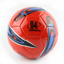 PVC Teenagers Football Ball Size 4 Machine-sewn Soccer Ball De For Training Soccer Equipment Football 2017