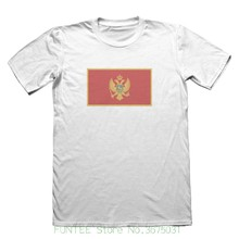 Montenegro t-shirt European Countries t-shirts tees.