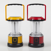 Super Bright Lightweight solar Camping Lantern Outdoor Portable Lights Water Resistant Camping Lighting rechargeable Lamp
