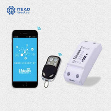 ITEAD Sonoff RF- 433Mhz WiFi Wireless Smart Switch With RF Receiver Remote Controller Sensor For Smart Home WiFi Light Switch