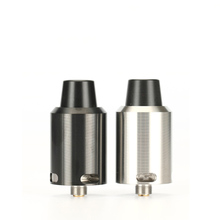 Newest Tsunami RDA  Adjustable Airflow Atomizer with Velocity-style Deck Tank Electronic Cigarette Atomizer