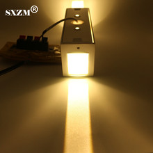 SXZM 6W IP65 Waterproof led Wall light AC220V Outdoor lamp aluminum Up&Down Bathroom  garden street energy saving