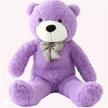 70cm Big Teddy Bear Plush Toy Doll Baby Toys Big Hug Bear White Brown Purple Valentine's Day Christmas Birthday Gift  A92