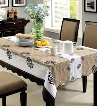 Manteles Para Mesa Table Cloth European Style Table Cover Waterproof High Quality Toalha De Mesa Summer Style Party Tablecloth