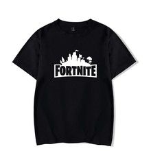 Buy Fortnite T-shirt Summer Fashion Plus Size Male TShirts Camiseta short sleeve print casual mens o-neck t shirts Fortnite for $8.72 in AliExpress store