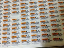1000pcs Free shipping custom printing waterproof labels strong adhesive brand mark labels matt glossy finished seal tag 30*15mm(China)