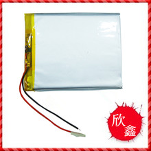 3.7V polymer lithium battery 458097 handheld PC Tablet PC GPS special battery cool ratio Rechargeable Li-ion Cell