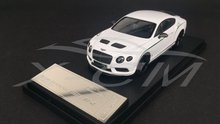 Diecast Car Model Almost Real Bentley Continental GT3-R 1/43 (W) + SMALL GIFT!!!!!(China)