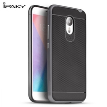 100% Original Ipaky Brand Meizu MX5 Case PC Frame & Silicon Cover Dual Hybrid Protective Phone Case for Meizu M1 M2 Note MX4 Pro