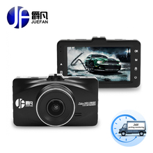 JUEFAN a119 Car DVR full HD 1080P Novatek 96655 Car Camera Recorder Black Box 170 Degree 6Lens WDR Supper Night Vision dash cam(China)