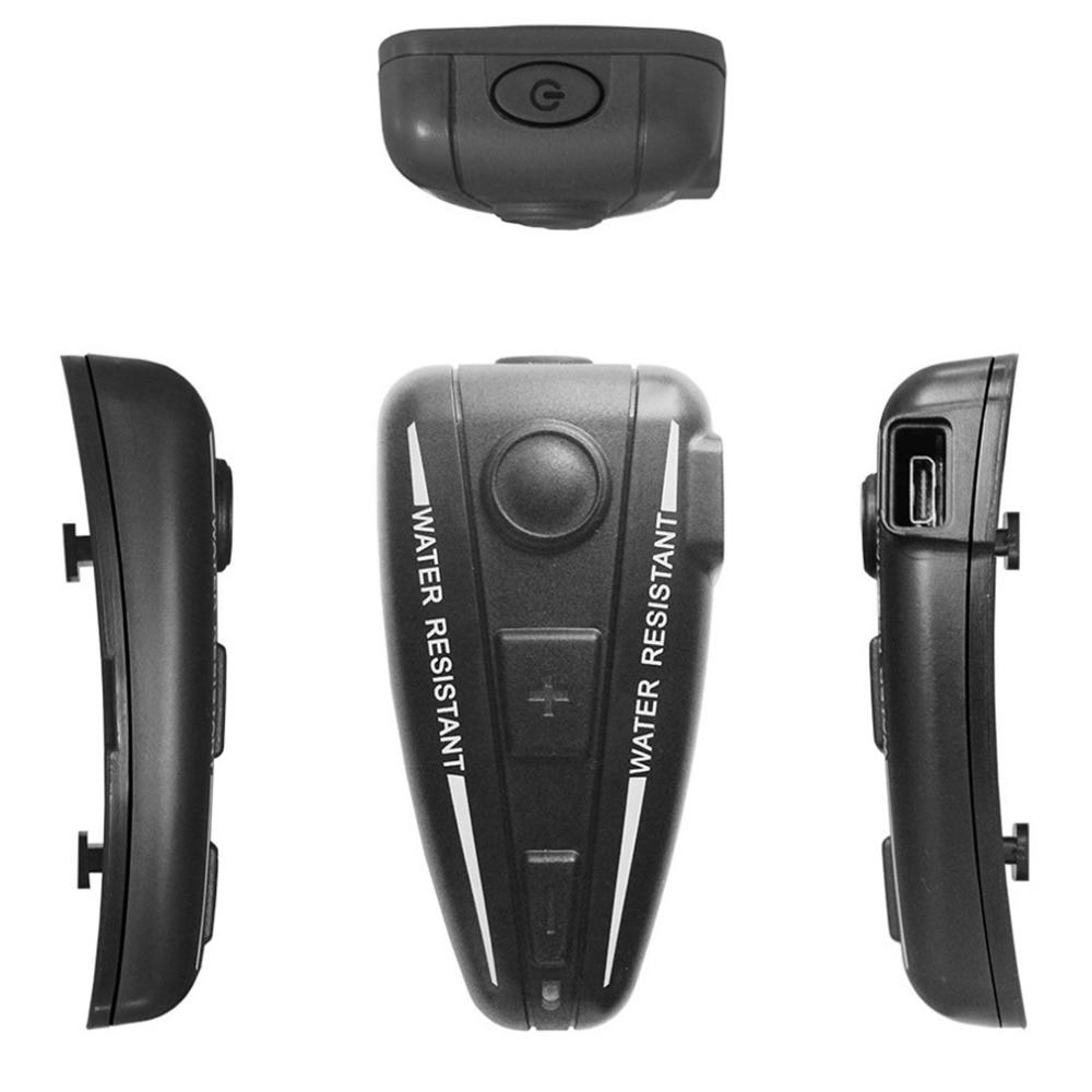 Cimiva FM Radio GPS Bluetooth 3.0 Intercom Professional Motorcycle Intercom D2 500m Bluetooth Motorbike Helmet Interphone
