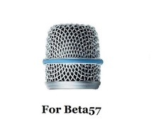 1 PCS Metal Mesh Microphone Grille Fits Shure Beta 57, Beta 57A microphone microfoon