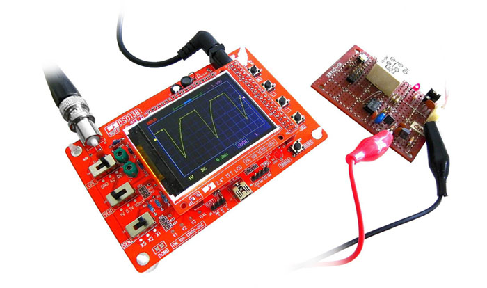 DIY Digital Oscilloscope  (2)