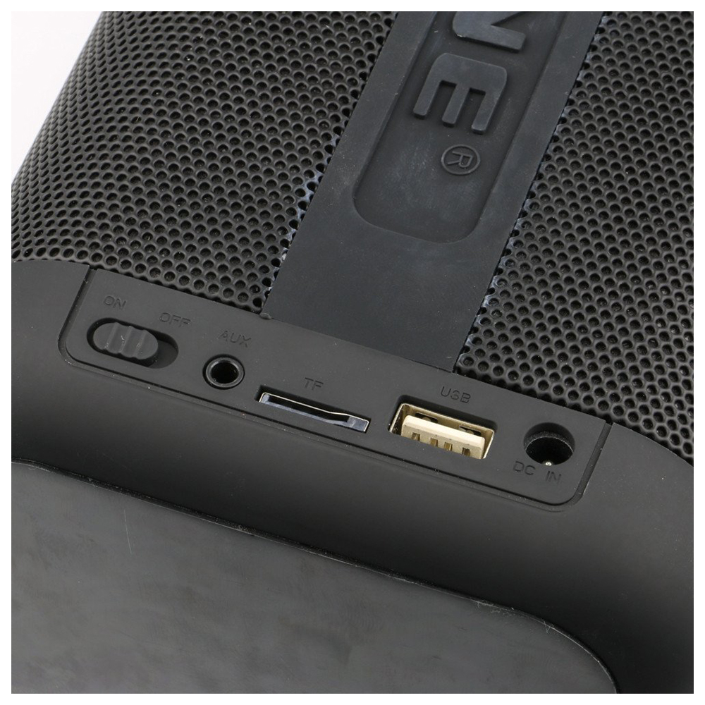 Sardine Outdoor Portable Wireless Bluetooth Speakers A9 Bluetooth Speakers Built In Microphone TF card Slot Bluetooth Speaker