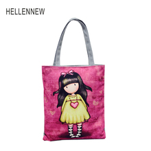Buy 2017 Women Handbags Canvas Bag Girls' Shopping Bags Single Shoulder Bag Bolsa Feminina mochila Bolsas Female sac main for $4.30 in AliExpress store