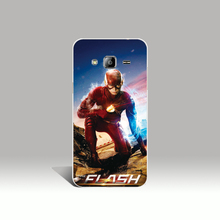 09435 THE flash cell phone case cover for Samsung Galaxy J1 ACE J5 2015 J7 N9150 2016