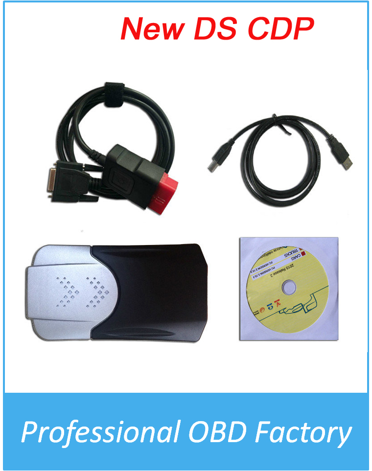 DHL Free ship 2pcs/lot !!  2015R3 free active quickly new vci TCS cdp pro plus  diagnostic scan tool for Cars Trucks 3in1<br><br>Aliexpress