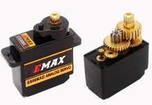 RC Servo EMAX 08MA Torque 2kg 12g Mini Metal Gear High Speed Servo 4.8V-6V ES08MAII