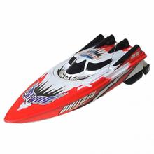 2017 charging outdoor toys radio control RC Waterproof Mini speed boat Airship CP802 as gift for children(China)
