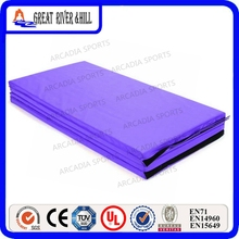 Best products folding gym mat factory for sale 2.4mx1.2mx5cm