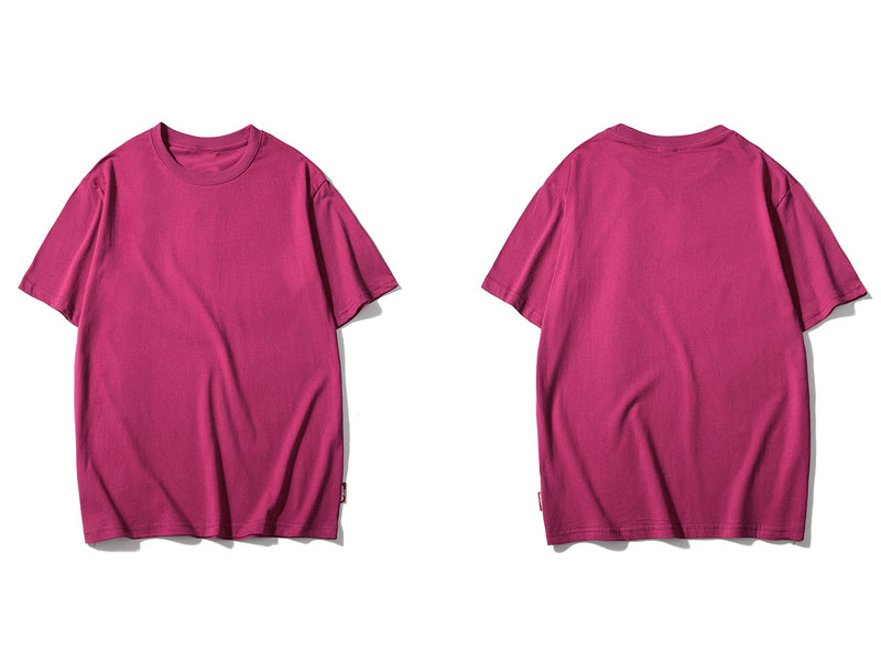 Casual Cotton Solid Tshirts 9