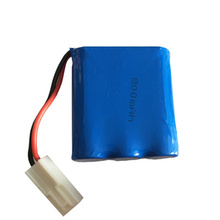 9115 RC Monster Truck Spare Rechargeable 9.6V 800mah Battery For 9115 RC Car  15-DJ02