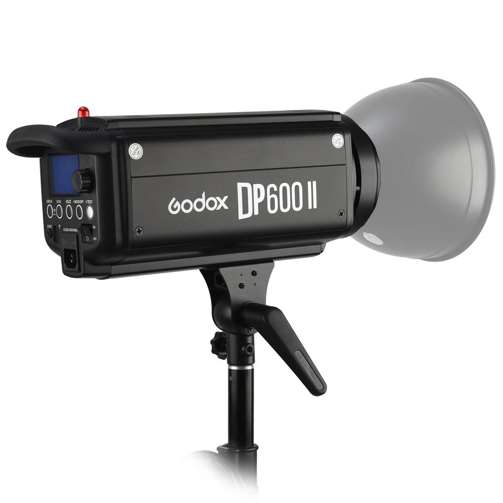 Godox Studio Flash DP600II Built-in with 2.4G X System (20)