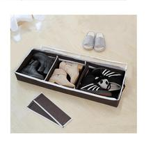 [DROPSHIPPING AVAILABLE] Demountable Under Bed/Closet Hanging Shoe Organizer Box for Bedroom Storage