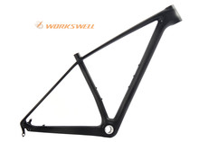 Workswell new monocoque mtb frame 29er chinese carbon frame with super quality