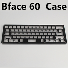 bface 60 case  aluminum plate  pcb from china gh60 pcb Customize keyboard