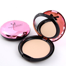 2017 new Studio Fix Powder Plus Foundation Makeup good Professional Make Up Face Concealer Twain Mamianli MISS ROSE(China)