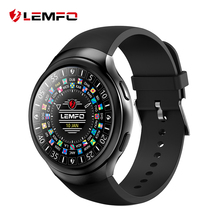 LEMFO LES2 Smart Watch Smartwatch 1GB + 16GB Watch Phone MTK6580 Smartwatch Android GPS 3G Bluetooth for IOS Android Phone(China)