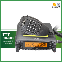 Fast Shipping 50W Scrambler Quad Band Professional Car Transceiver TYT TH9800