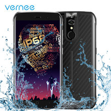 Vernee Active IP68 Waterproof 4G Global Network Smartphone 6GB+128GB 5.5 inch MTKT6757 Octa core 16MP Android 7.0 Mobile phone(China)