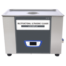 Power Adjust 30L Ultrasonic Cleaner Bath Sweep frequency degassing Function Circuit Board Degreasing Washer Machine(China)