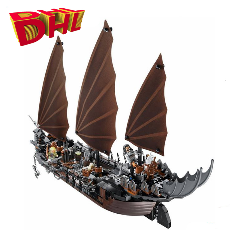 2017 LEPIN Lord of the Rings Model Building Kits Blocks Bricks 806Pcs Pirate Ship Ambush Toys For Children Compatible With 79008<br><br>Aliexpress