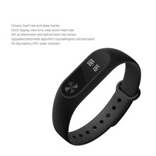 New Bluetooth M2 Smart Bracelet Waterproof IP67 Smart Band Heart Rate Monitor Wristband For xiaomi Android IOS iPhone