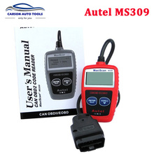 Autel MaxiScan MS309 OBDII Code Reader Scanner obd2 Car Diagnostic Tool 2014 Original and Professional MaxiScan MS309 Scanner