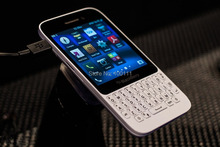 "FREE SHIPPING & Original BlackBerry Q5 Qwerty,16GB ROM 5MP+2MPcamera 3.1""screen 2G/3G/4G Dual core BlackBerry OS 10.1(Hong Kong)"
